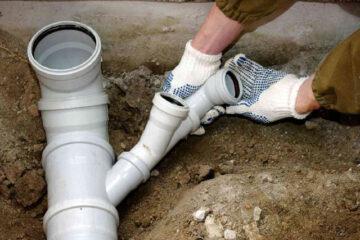 Монтаж канализации Киев и Киевская область